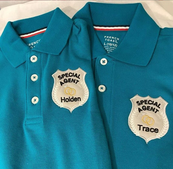 Can Be Personalized Ring Bearers Polo Shirt