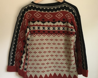 cf11976bd7 Burnt orange sweater