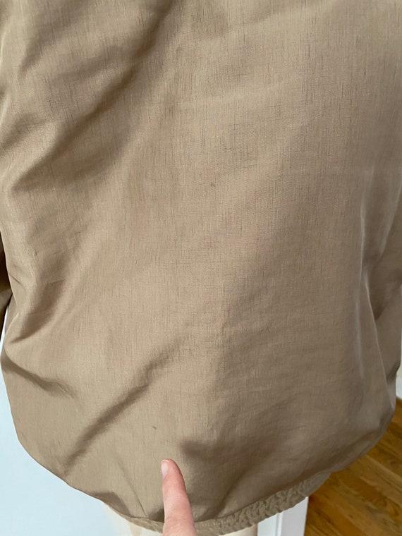 vintage bill blass puffer coat, winter coat size … - image 9