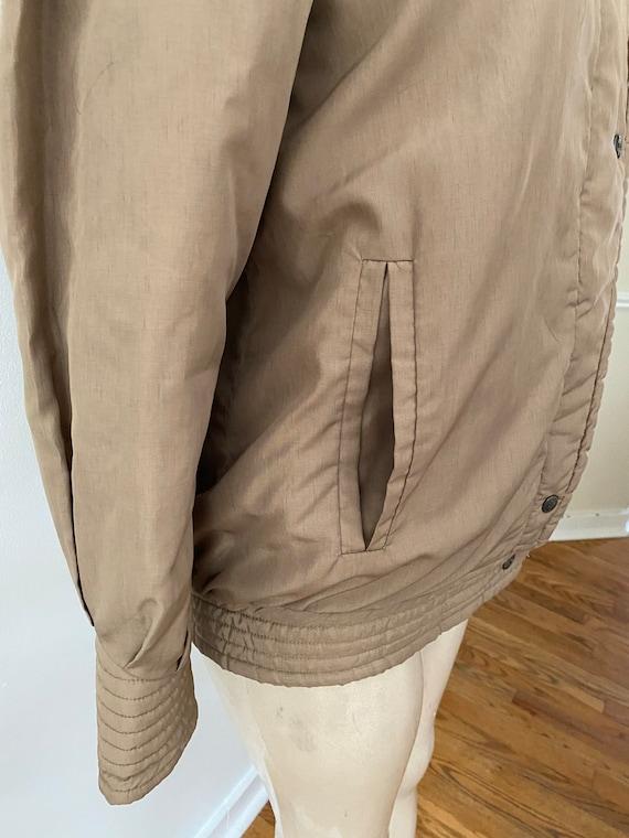 vintage bill blass puffer coat, winter coat size … - image 4