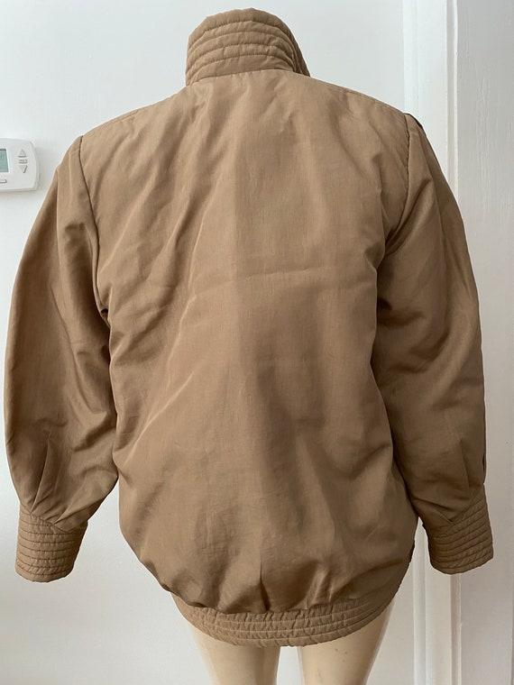 vintage bill blass puffer coat, winter coat size … - image 5