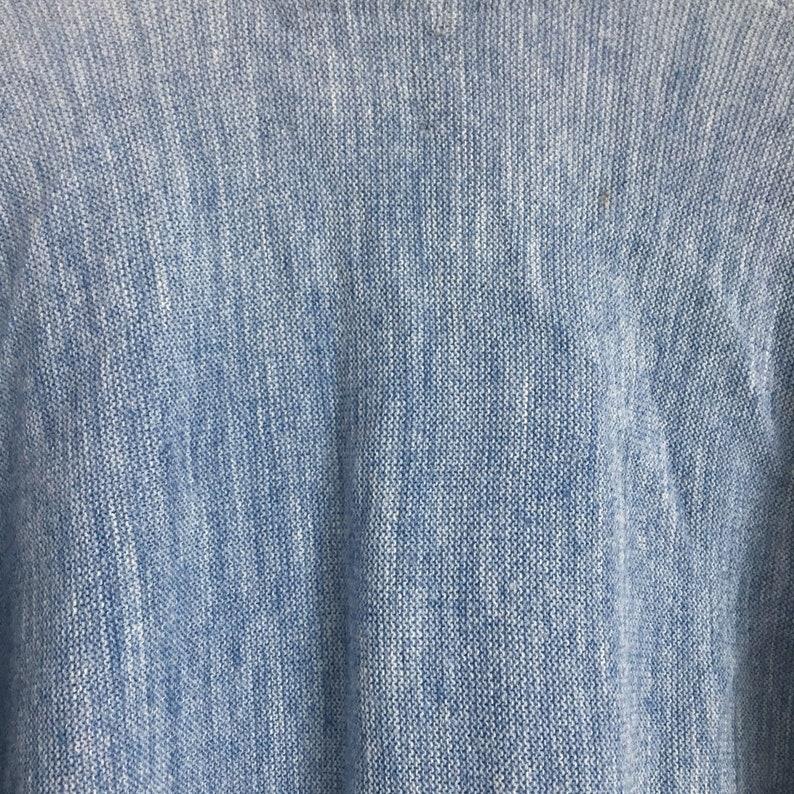 kurt cobain sweater baby blue sweater 90s sweater nirvana cardigan mr rogers sweater grunge cardigan blue cardigan grunge clothing