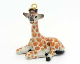 Miniature Giraffe Etsy