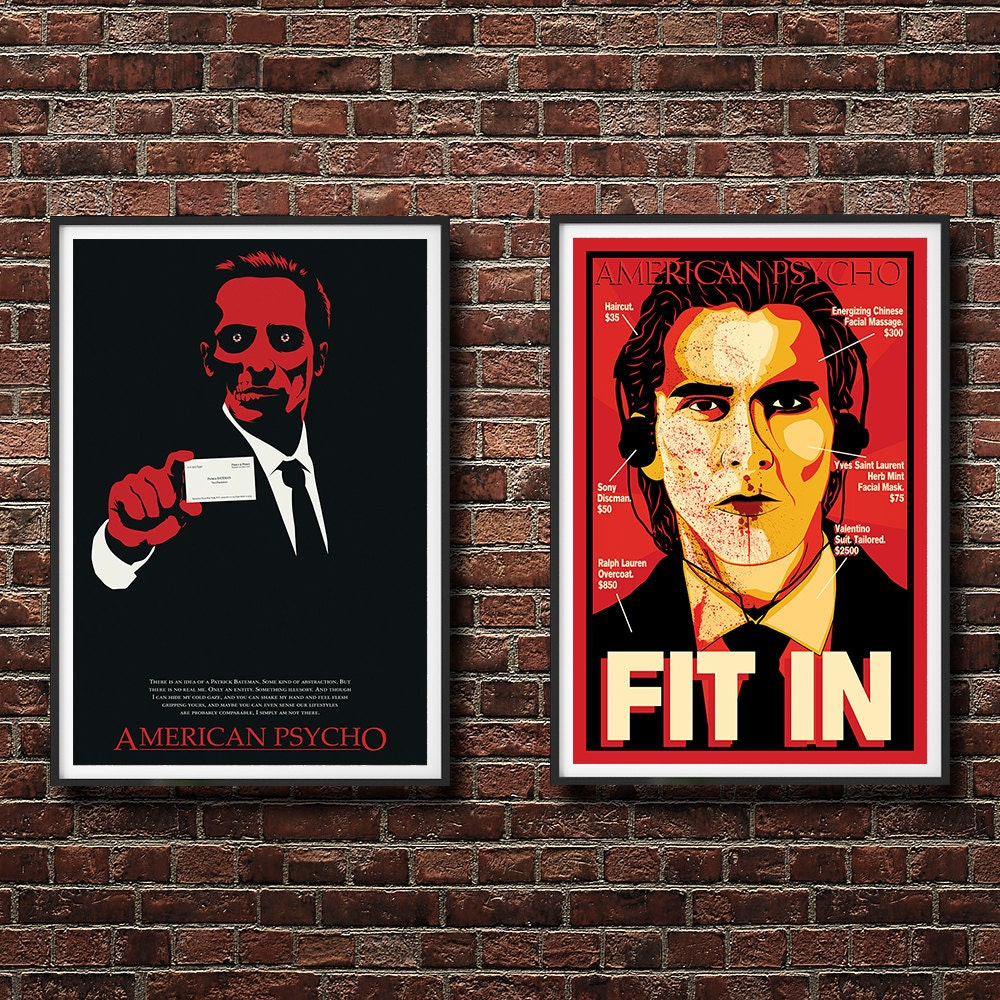 20 Off American Psycho 2 Pack Theres An Idea And Fit