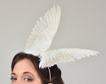 Off-white Bird Wing Headpiece