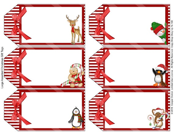This is a photo of Mesmerizing Christmas Name Tags Printable