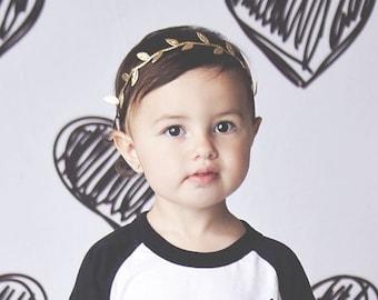 Baby Headband - Baby Girl - Flower Headband - Newborn Headband - Photo Prop - Baby Shower - Baby Girl Headbands - Infant Headband - Baby