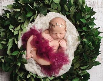 Baby Headband, Gold Headbands, Boho Headband, Baby Girl Headband, Newborn Headbands, Infant Toddler Headbands, Photo Prop Headband