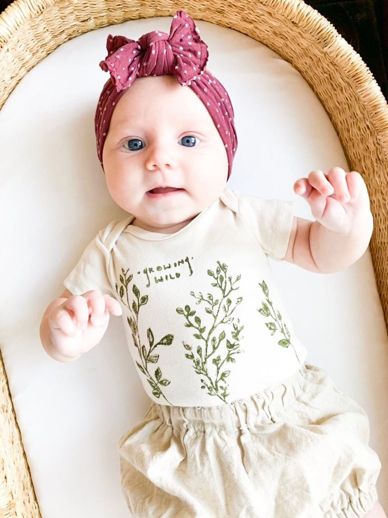 Nylon Baby Headbands classic knot bow baby headband Stretch soft nylon head wraps One size fits all Baby headwrap newborn headbands