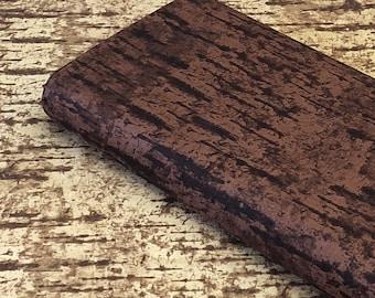 Wood grain Birch Tree bark cotton fabric, tree wood, forest, Aspen tree bark fabric, barn wood, wildlife fabric coordinate tan, beige, brown