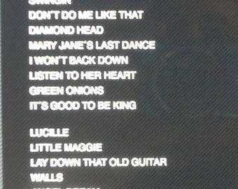 Tom Petty 4-23-99-------Hamburg, Germany------2 discs