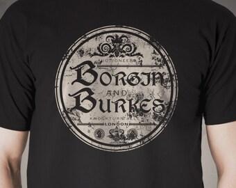 Borgin and Burkes - Harry Potter Shirt | T-shirt for Women Men | Funny t-shirt
