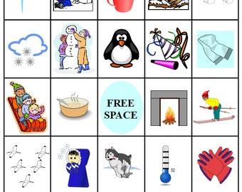 Hanukkah Printable Bingo For All Ages Instant Download Etsy