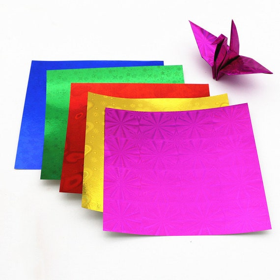 24 Sheets Folding 15*15cm Kids Handmade Origami Paper Double Sided ... | 570x570