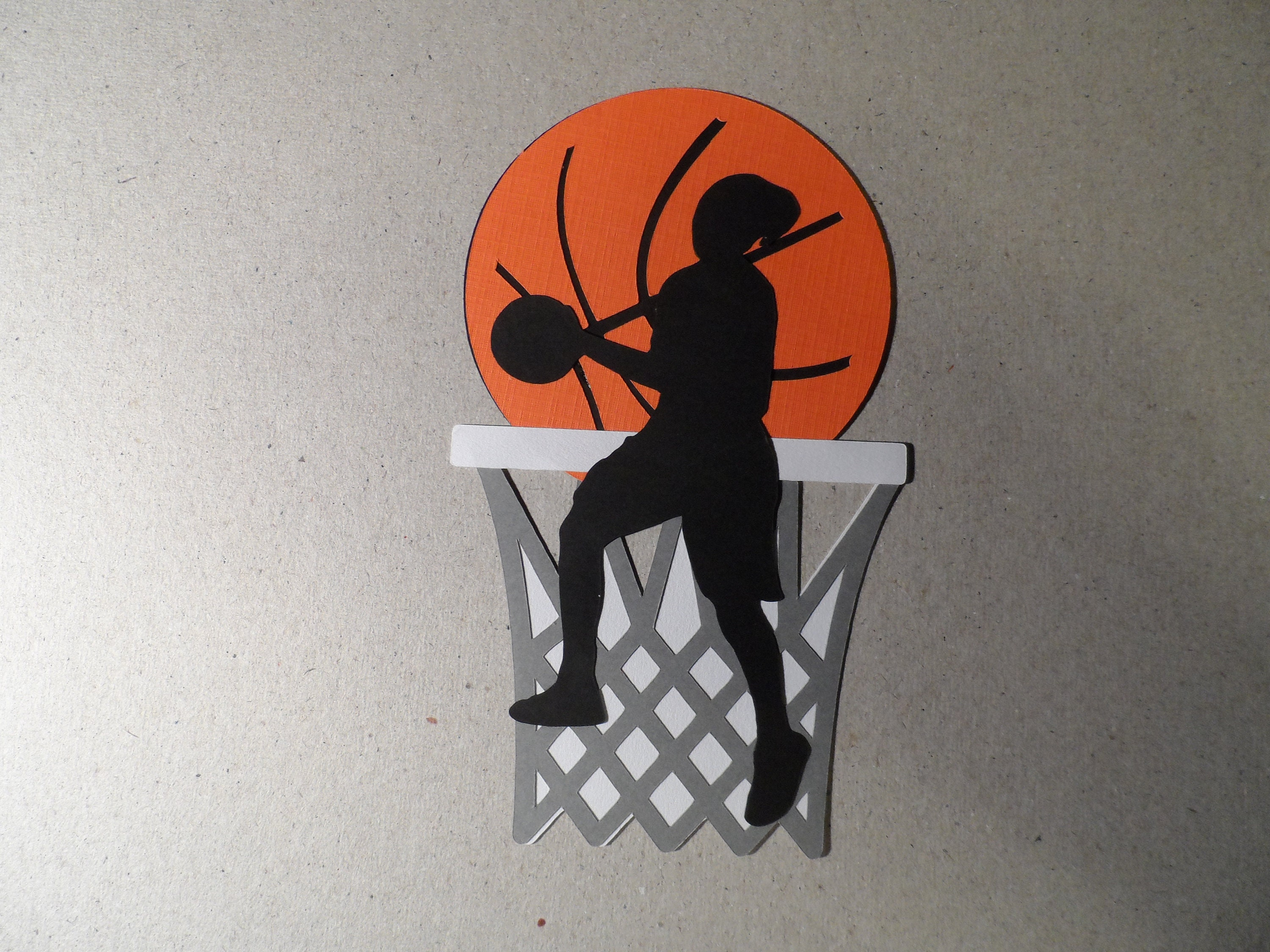 Special Today Buy 2 Get 1 Free Basketball Locker Decoration Scrap Booking Embellishment Die Cuts