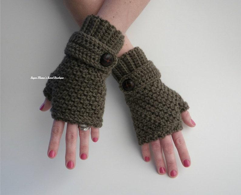 68caca38b5c INSTANT Download Sophie Fingerless Gloves CROCHET PATTERN
