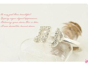 Music to my heart ring