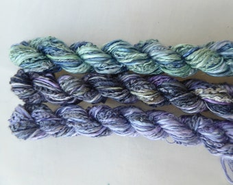 "Hope jacare  - ""Vintage"" thread selection, 3 skeins - Vint37"