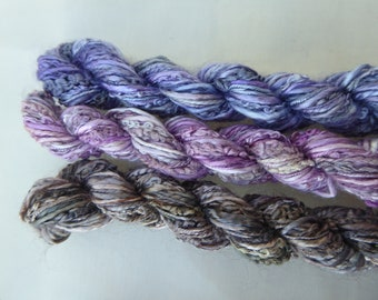 "Hope jacare  - ""Vintage"" thread selection, 3 skeins - Vint36"