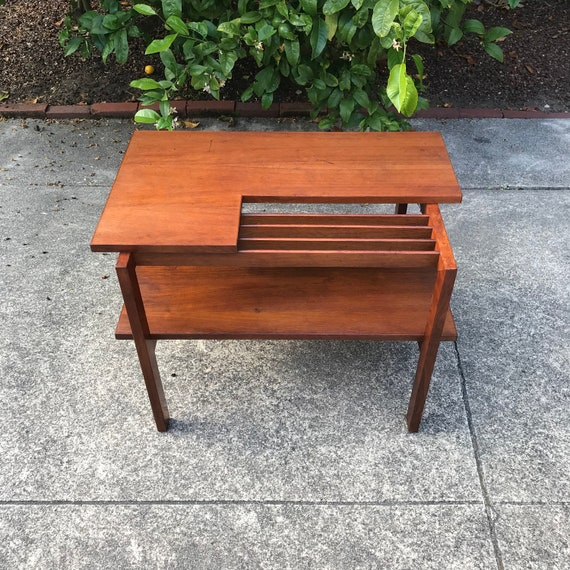 Wondrous Original 1950S Greta Grossman Side Table Glenn Of California Gmtry Best Dining Table And Chair Ideas Images Gmtryco