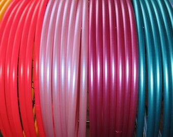 NEU! Coloured Polypro Hula Hoops 1,9 cm