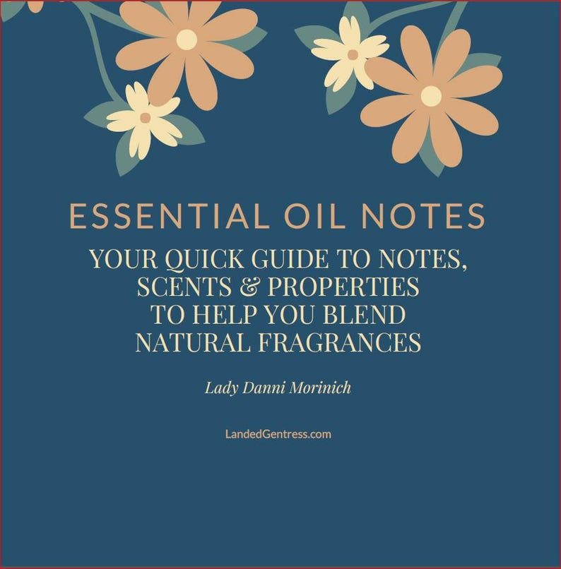 Essential Oil Notes: Your Quick Guide to Notes Scents & image 0