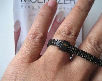 Mäta ringstorlek, storleksguide for mina ringar