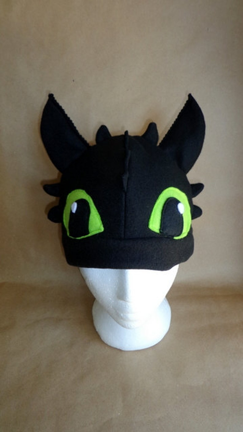 Toothless the Dragon Hat  How to Train Your Dragon  Child  image 0