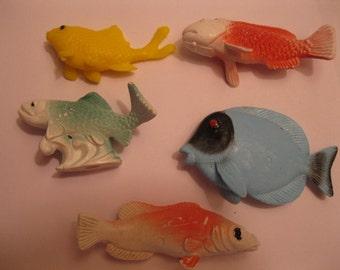 Bag 'o Fish for cake top.