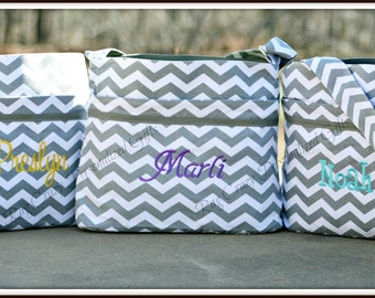 Personalized Diaper Bag for boy or girl.