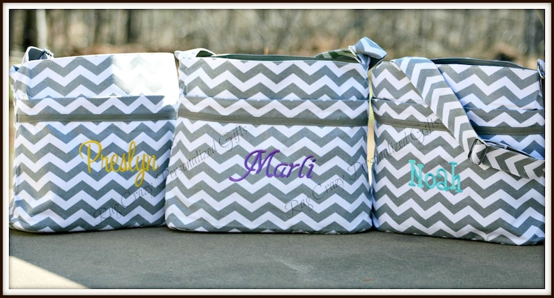 Personalized Diaper Bag for boy or girl. image 0