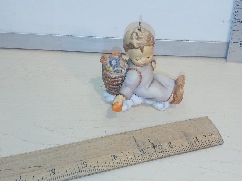 Goebel Hummel West Germany  1989 Love From Above Ornament Near Mint condition