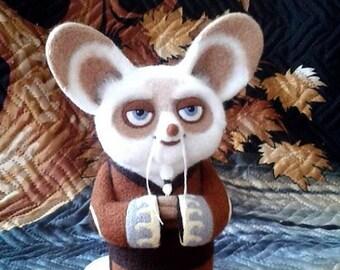 Master Shifu - Custom Soft Toy - Custom Plush - Custom Plush Animal - Custom Stuffed Pet - Custom Stuffed Toy - Personalized Soft Toy