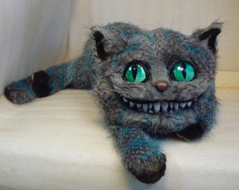 Cheshire Cat (furry edition)