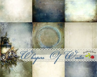 Whispers of Winter Paper Set