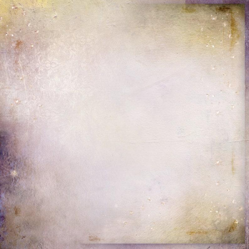 Lavender Fields Paper Set