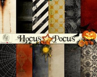 Hocus Pocus Paper Set