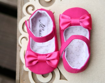 Navy blue baby girl shoes navy baby shoes baby walking hot pink baby shoes fuchsia baby shoes pink baby girl outfit flower girl shoes baby wedding shoes mightylinksfo