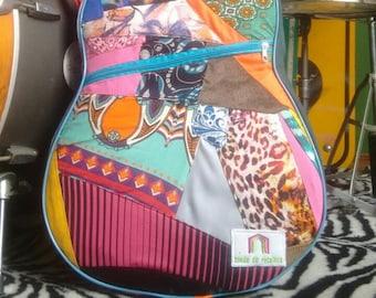 Gig bag guitar case