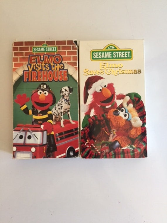 image 0 - Sesame Street Elmo Saves Christmas
