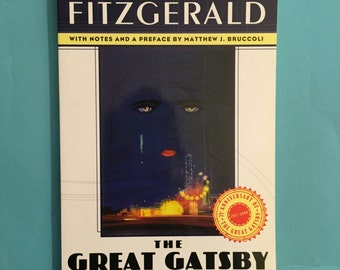 The Great Gatsby by F. Scott Fitzgerald (1995 Paperback)