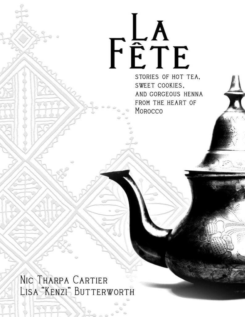 La Fête Henna Design Book image 0