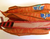 Silk Bracelet Ribbon, W652