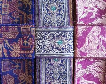 Sari Trim SR569 Vintage Sari borders