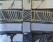 12 Yards of Silk Trim, 4 colors, C92