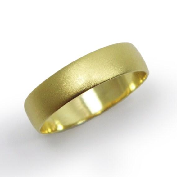 Gold Ring Gold Hochzeit Band Ehering Herren Herren Ehering Hochzeit Band Frauen Hochzeitsband Frauen Hochzeit Ring Gold Ehering