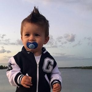 Baby Varsity Jacket Etsy