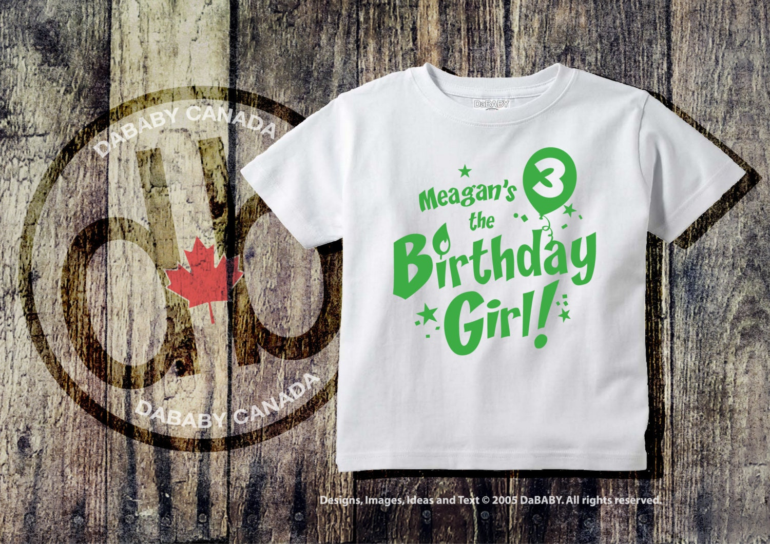 Personalized 3rd Birthday Girl T Shirt Custom 3rd Birthday Etsy