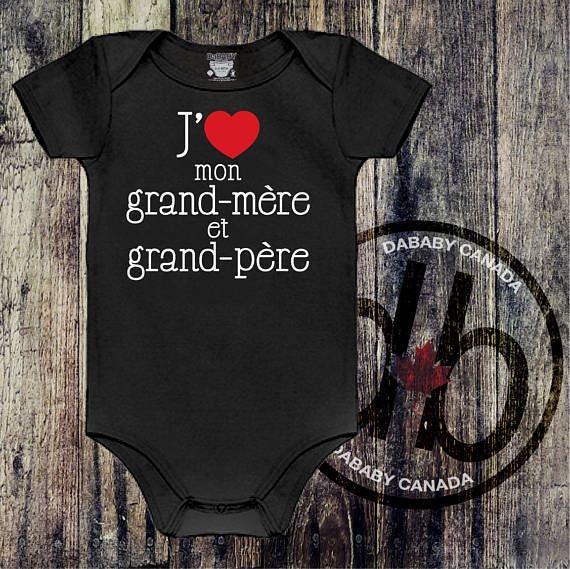J/'aime Ma Nièce-Tante T-shirt /& Baby Body