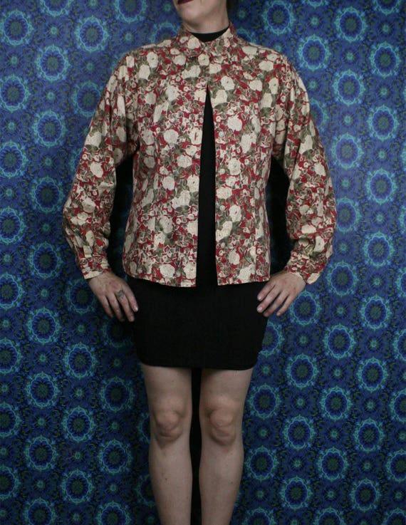 fdbf2d9d 90's Eddie Bauer SHIRT // Women's Button Down SHIRT // | Etsy